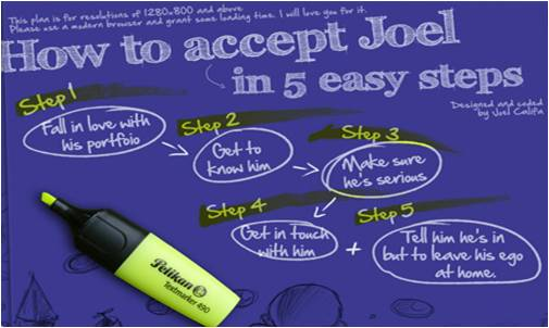 HOW TO ACCEPT JOEL