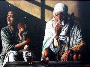 ETHIOPIAN PAINT