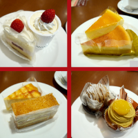 All-you-can-eat cake is all you need to convince us to eat at this Tokyo café